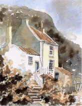Cottage at Runswick Bay